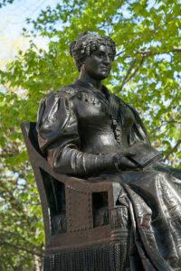 Emma Willard Statue