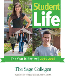 Student Life Year in Review 2015-2016