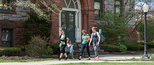 Russell Sage College Campus