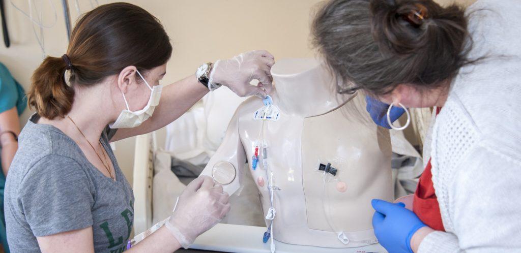 Nursing Skills SIM Lab
