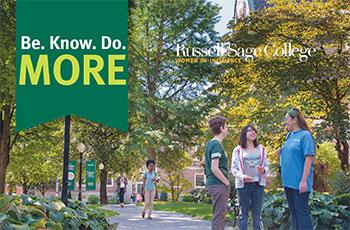 Russell Sage College Viewbook 2016-17