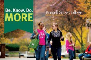 Russell Sage College Viewbook
