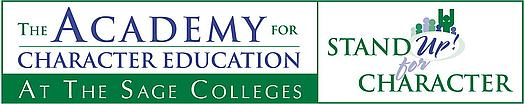 Academy for Character Education Logo