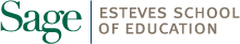 Esteves School of Education logo