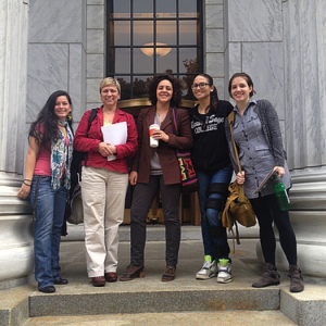 Russell Sage College Pre-Law Students