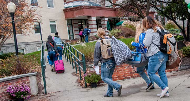 Albany College Tour Overnight