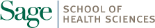 Sage School of Health Sciences logo
