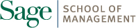 Sage School of Management logo