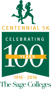 Centennial 5K Run/Walk Logo