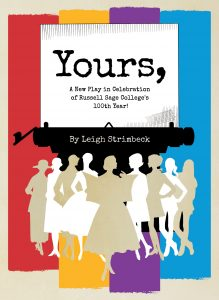 Yours, by Leigh Strimbeck