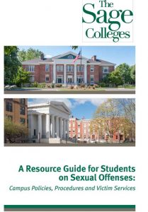Resource Guide for Students on Sexual Offenses