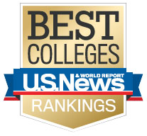 U.S. News and World Report Best Colleges Logo
