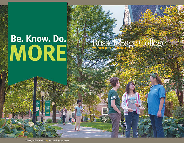 Russell Sage College Viewbook 2016-17