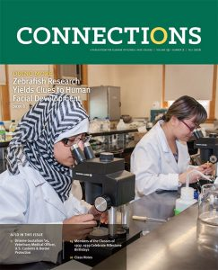 Connections Fall 2016 Cover