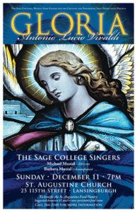 Sage Singers Gloria 2011