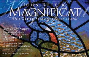 Sage Singers Magnificat 2008