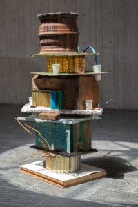 Terry James Conrad Sculpture