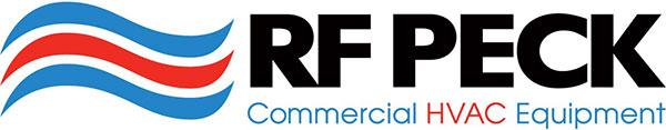 RF Peck Logo