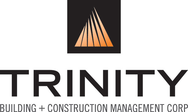 Trinity Building + Construction Logo