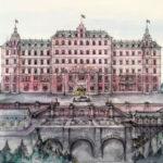 The Grand Budapest Hotel design by Carl Sprague