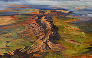 Kathryn Field Painting