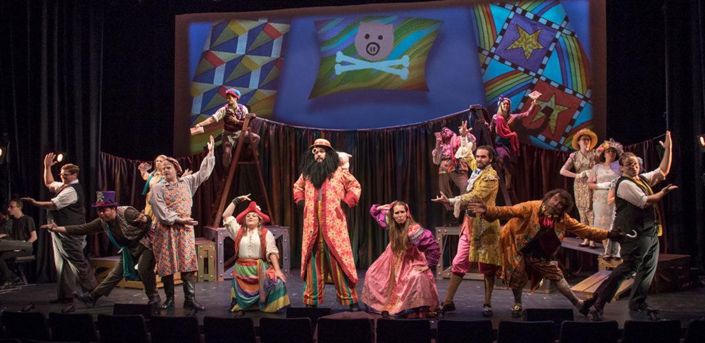 Backbeard: The Musical in New York City
