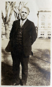 Robert Frost at Sage