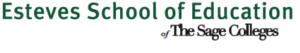 Esteves School of Education Logo