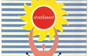 Strathmore Paper Postcard