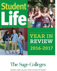 Student Life Year in Review 2016-2017
