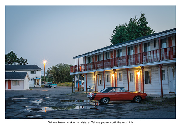 Nate Larson + Marni Shindelman, Worth the Wait (2011)