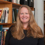 Professor and Fulbright Recipient Shealeen Meaney.
