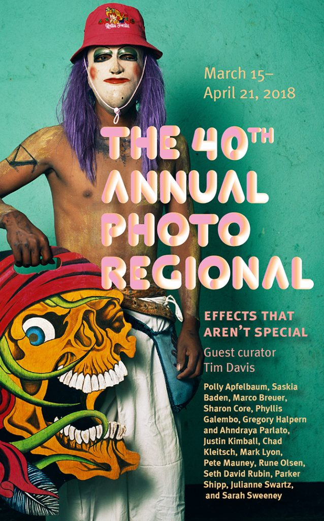 40th Annual Photo Regional Postcard