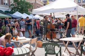 The Troy Waterfront Farmers Market
