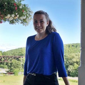 Management Student Megan Flynn