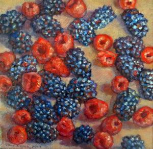 Shankman, Gary. Berries. 2017.