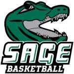 Sage Basketball Gator Logo