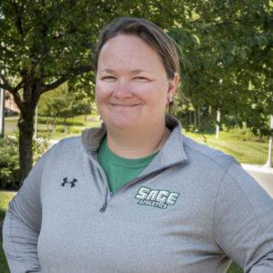 Field Hockey Coach Gillian McDonald
