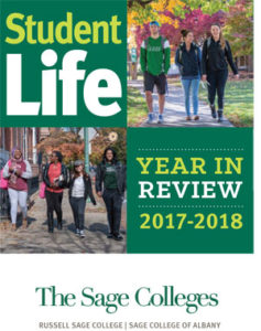 Student Life Report 2017-2018