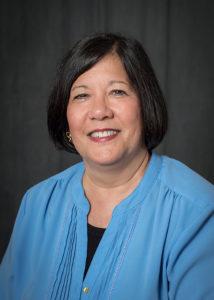 Interim Vice President of Enrollment Management Susan Reantillo