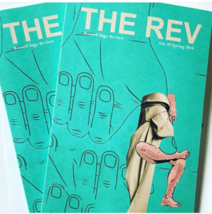 Spring 2018 issue of The Rev