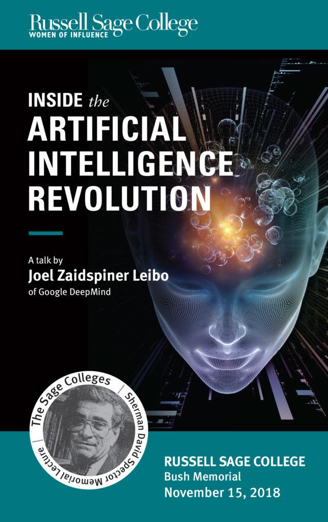 The Artificial Intelligence Revolution Program Cover