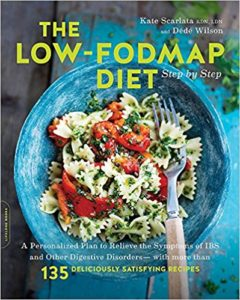 The Low FODMAP Diet Step by Step book cover
