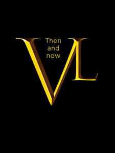 Vernacular Then and Now Logo