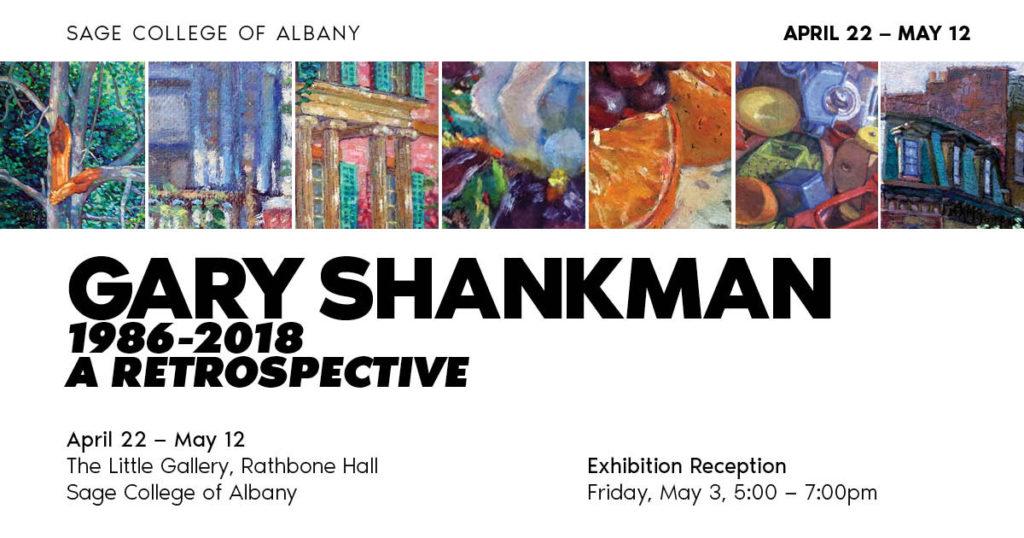 Gary Shankman Postcard