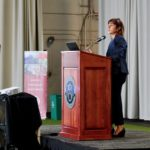 Eileen FitzPatrick at Food Pantries Summit