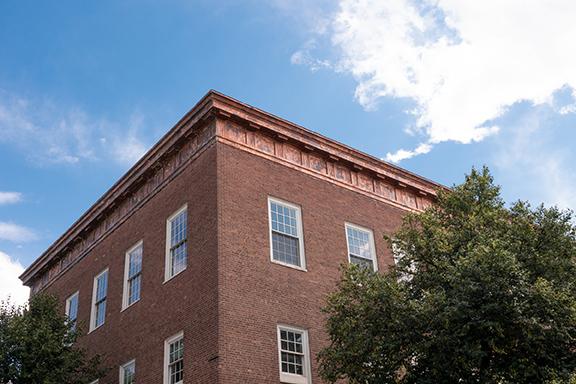 Mueller Science Hall