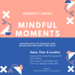 Mindful Moments Graphic