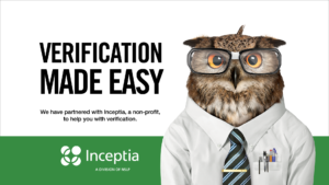 Verification Made Easy by Inceptia