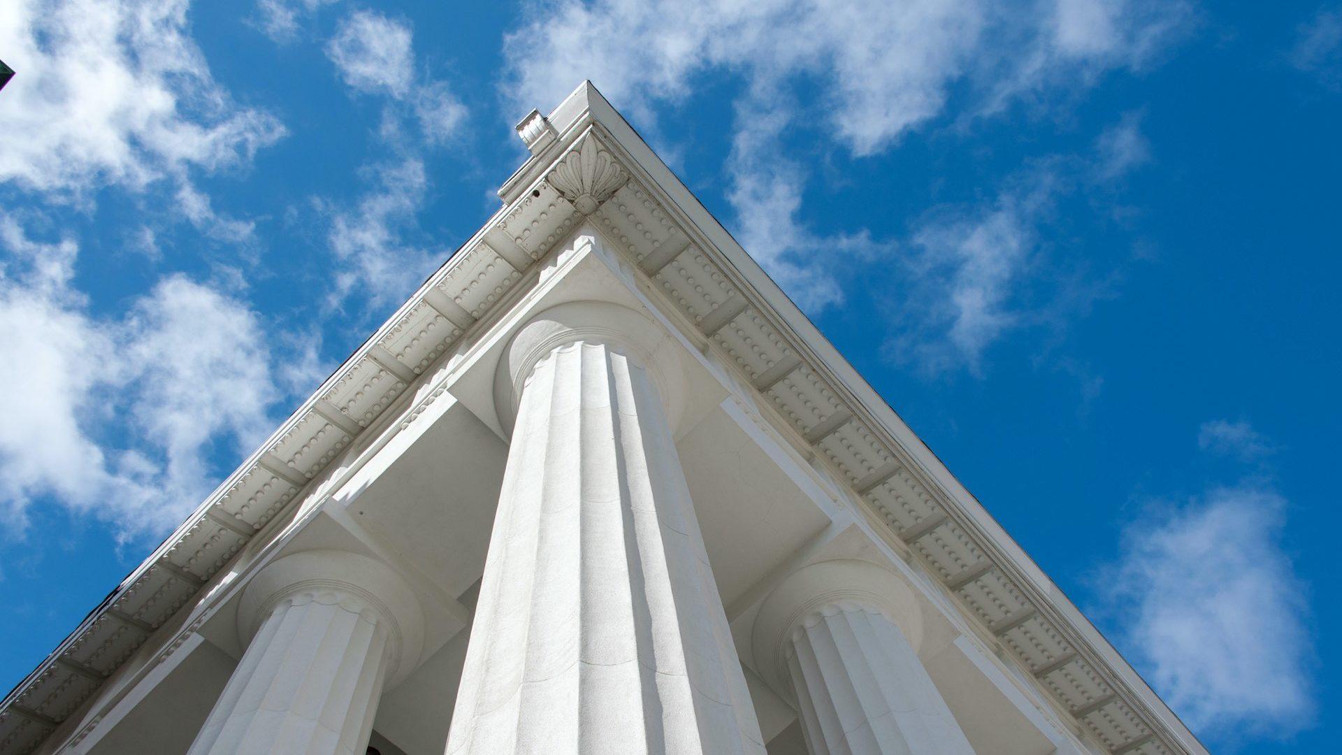 Bush Memorial Hall - Troy